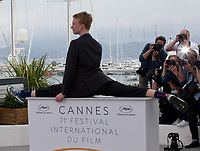 Actor Victor Polster at the Girl film photo call at the 71st Cannes Film Festival, Sunday 13th May 2018, Cannes, France. Photo credit: Doreen Kennedy