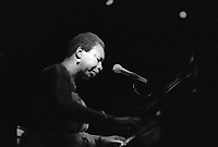 Nina Simone singing in  Ronnie Scotts club 1983