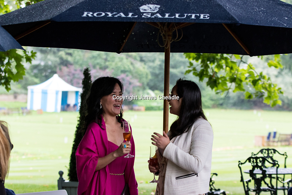 Royal Salute POLO Edition launch at the Hurlington Club.