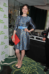 SOPHIE ELLIS-BEXTOR at a party to celebrate the launch of Jax Coco - a new soft drink, held at Harvey Nichols 5th Floor Bar, 109-125 Knightsbridge, London on 25th June 2012.