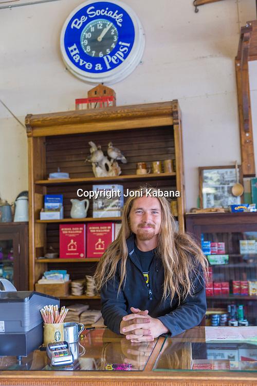 M.Crow Mercantile, Lostine, Oregon: Cole Gustafson 541-786-8897