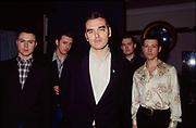 Morrissey , London, 1990s.