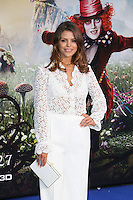 Chloe Lewis, Alice Through The Looking Glass - European film premiere, Leicester Square gardens, London UK, 10 May 2016, Photo by Richard Goldschmidt