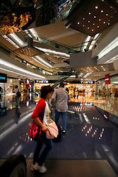CHINA HONG KONG 27MAY10 - Interior view and LED lighting at the Festival Walk Mall, owned by Swire Properties in Kowloon Tong in Hong Kong...jre/Photo by Jiri Rezac..© Jiri Rezac 2010