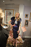 NOELLE RENO, Maison Triumph launch to celebrate the beginning of London fashion week. Monmouth St. 14 February 2013.
