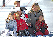 PHOTOSESSION KING WILLEM ALEXANDER AND QUEEN IN LECH 2013