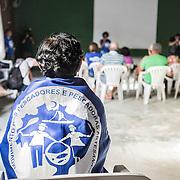 Associations of fishermen of the region meet in Regencia