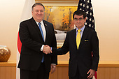 US secretary Mike Pompeo