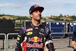 26.07.2015, Hungaroring, Budapest, HUN, FIA, Formel 1, Grand Prix von Ungarn, das Rennen, im Bild Daniel Ricciardo (Infiniti Red Bull Racing/Renault) // during the race of the Hungarian Formula One Grand Prix at the Hungaroring in Budapest, Hungary on 2015/07/26. EXPA Pictures © 2015, PhotoCredit: EXPA/ Eibner-Pressefoto/ Bermel<br /> <br /> *****ATTENTION - OUT of GER*****