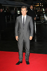 Josh Brolin, The BFI London Film Festival: Labor Day, Odeon Leicester Square, London UK, 14 October 2013, Photo by Richard Goldschmidt
