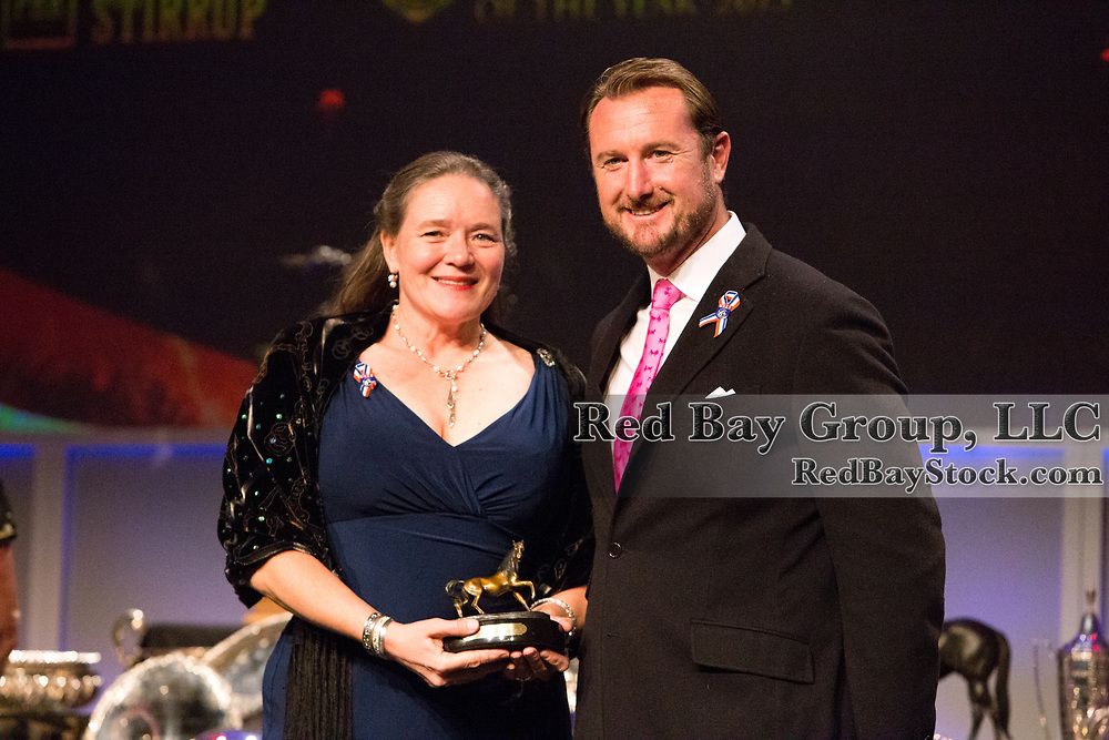 Photo from Year End Awards Gala held during the 2014 USEF Annual Convention in Lexington, Kentucky.