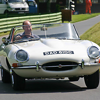 1961-68 Jaguar E-Type Series 1, Roadster, Prescott Hillclimb June 2006