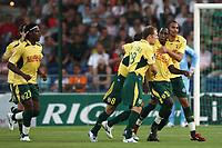 Fotball<br /> Frankrike<br /> Foto: Dppi/Digitalsport<br /> NORWAY ONLY<br /> <br /> FOOTBALL - FRENCH CHAMPIONSHIP 2007/2008 - L2 - BERRICHONNE CHATEAUROUX v FC NANTES - 03/08/2007 - JOY (FCNA) - GAOL - MAMADOU BAGAYOKO