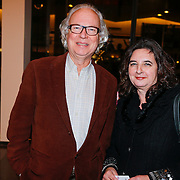 "NLD/Tilburg/20130114 - Premiere Ruth Jaccot "" A Lady on Stage"", Eddy Habbema en partner Branca Schellevis"