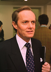 The MARQUESS OF DOURO at a reception in London on 12th March 1998.<br /> MGA 11