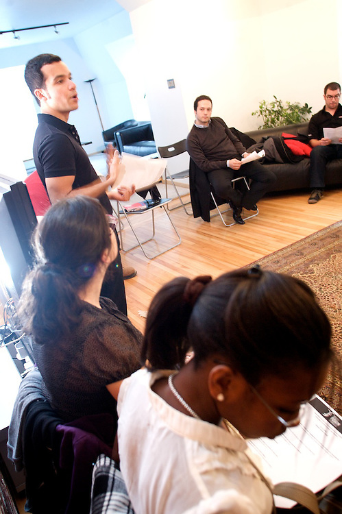 Youth Fusion Interns at various at risk High Schools in the Montreal area create extra-curricular programs to engage High School students and reduce the drop out rate.