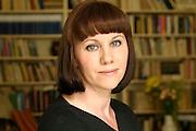 31.05.2006 Warsaw Poland. Joanna Fabicka, writer, columnist, film editor. Fot. Piotr Gesicki