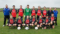 Kinvara FC who played Kiltullagh in Kiltullagh GAlway photo:Andrew Downes