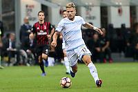 Milano 20.09.2016 - Serie A 2016-17 - 5a giornata - Milan-Lazio - Nella foto: Ciro Immobile  - Calcio Serie A - Lazio