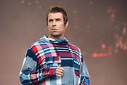 Liam Gallagher live at Glastonbury 2019