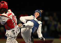 WTF World Taekwondo Grand Prix 2018 - Day Three - 21 October 2018