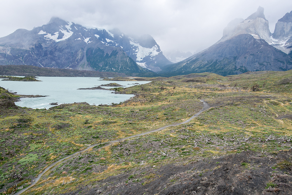 Torres del Paine National Park, Patagonia Chile