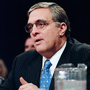 George Tenet, Director of Central Intelligence, testifying before the 9/11 Commission's Public Hearing Number 8 on Wednesday, 24 March 2004.
