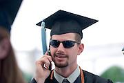 18276Undergraduate Commencement 2007...Jeremy Kerns