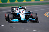 ALBERT PARK, VIC - MARCH 15: Williams Racing driver Robert Kubica (88) at The Australian Formula One Grand Prix on March 15, 2019, at The Melbourne Grand Prix Circuit in Albert Park, Australia. (Photo by Speed Media/Icon Sportswire)