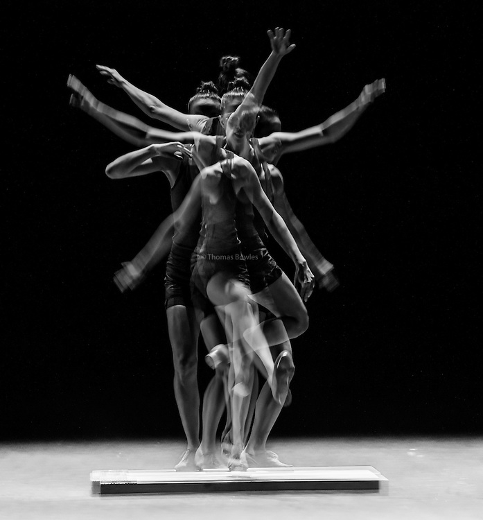 Boards and Chains - Dorrance Dance performed by Elizabeth Burke, Warren Craft, Michelle Dorrance and Byron Tittle- Sadler's Wells, London, 2nd Feb 2017.
