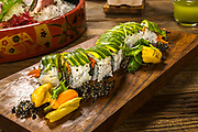 Dragonfly Sushi uses only the best hand picks ingredients in their restaurants.  Food Photography by Jeffrey A McDonald