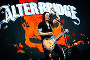 Myles Kennedy/Alter Bridge performing live at the Rock A Field Festival in Roeser, Luxembourg on June 27, 2014