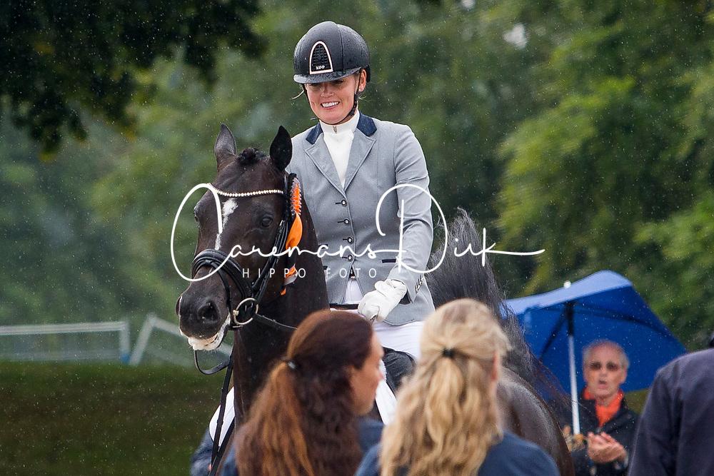 Van Uytert-Van Vliet Renate, NED, Just Wimphof<br /> WK Ermelo 2019<br /> © Hippo Foto - Sharon Vandeput<br /> 2/08/19