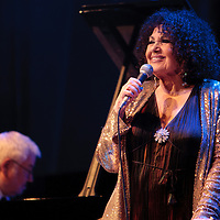 Dame Cleo Laine performing live at Cheltenham Jazz Festival, 2011-04-27