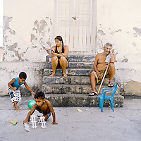 At 115 years old, Providência is Rio de Janeiro's oldest favela, originally formed when veterans of the bloody Canudos war in Brazil's northeast moved to the city. In April 2010 the community was 'pacified' under the state government's program to restore law and order to informal housing communities in an attempt to drive out drug trafficking. ..The new cable car, or 'Teleférico', which is planned for Rio's Morro da Providência favela community, is now set to open this May according to authorities. The second of its kind in Rio, the large infrastructure project has divided local residents, with transportation improvements coupled with the threat of forced evictions. Thirty percent of the community's population has already been marked for removal by spray-painted with the initials for the municipal housing secretary and an identifying number.