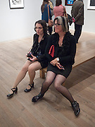 CAMMIE TOLOUI; KATE ROSENBERGER, Exposed: Voyeurism, Surveillance and the Camera<br /> Tate Modern, London. OPENING AND DINNER.- 26 MAY 2010.  -DO NOT ARCHIVE-&copy; Copyright Photograph by Dafydd Jones. 248 Clapham Rd. London SW9 0PZ. Tel 0207 820 0771. www.dafjones.com.