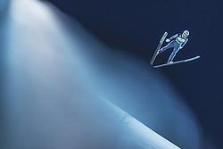 10.02.2019, Salpausselkae Hill, Lahti, FIN, FIS Weltcup Ski Sprung, Herren, im Bild Martin Hamann (GER) // Martin Hamann of Germany during the men's FIS Ski Jumping World Cup at the Salpausselkae Hill in Lahti, Finland on 2019/02/10. EXPA Pictures © 2019, PhotoCredit: EXPA/ JFK