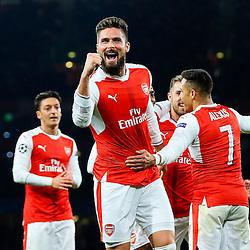 Arsenal v Paris Saint-Germain
