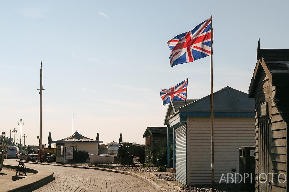 Brighton seaside resort town England