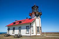 Point Cabrillo Light Station, Mendocino County, California