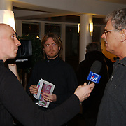 Premiere Zomerzotheid, Robert Long en partner Kristof Rutsaert