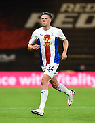 Martin Kelly (34) of Crystal Palace during the EFL Cup match between Bournemouth and Crystal Palace at the Vitality Stadium, Bournemouth, England on 15 September 2020.