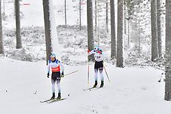 MESSINGER Nico Guide: KLAUSMANN LP, GER, B2 at the 2018 ParaNordic World Cup Vuokatti in Finland