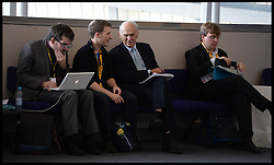 The Business Secretary Vince Cable attends the Liberal Democrats Party Conference at The Scottish Exhibition Conference Centre, Glasgow, United Kingdom. Wednesday, 18th September 2013. Picture by Andrew Parsons / i-Images