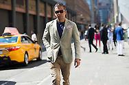 Linen Jacket, Outside Orley SS2016