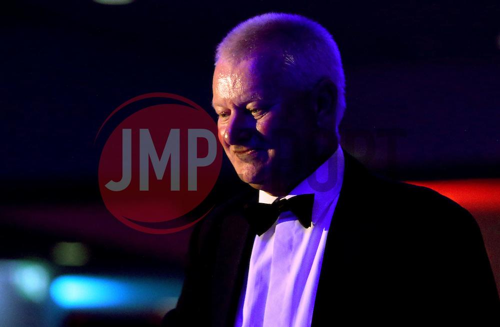 Bristol Sport Founder Steve Lansdown concludes proceedings at Bristol Sport's Annual Gala Dinner at Ashton Gate Stadium - Mandatory by-line: Robbie Stephenson/JMP - 08/12/2016 - SPORT - Ashton Gate - Bristol, England  - Bristol Sport Gala Dinner
