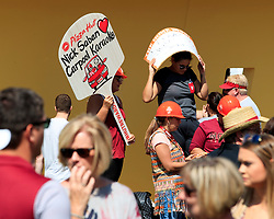 General Edits of Chick-fil-A Kickoff Florida State v Alabama Tailgate Town (Bob Snow via Abell Images for Chick-fil-A Kickoff)
