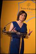 JANE HILL, Veuve Clicquot 2014 Business Woman of the Year Awards . Claridge's. LONDON. 12 May 2014.