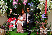 10th Feb 2018 - Amaya's 1st Birthday