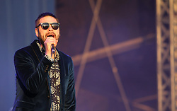 Leicester City fans Kasabian perform during the celebrations - Mandatory by-line: Jack Phillips/JMP - 16/05/2016 - FOOTBALL - Leicester City FC, Sky Bet Premier League Winners 2016 - Leicester City Victory Parade